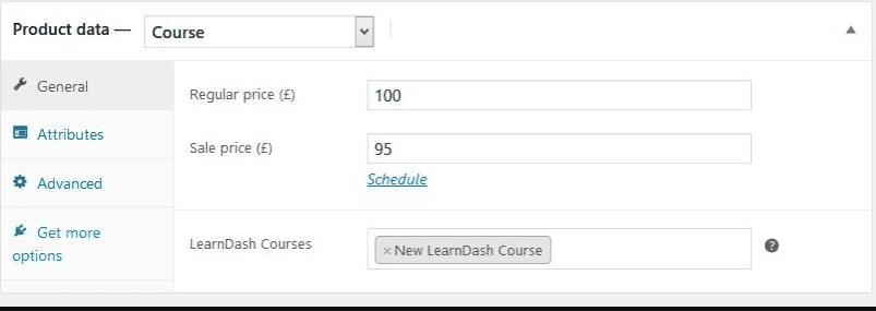 add course